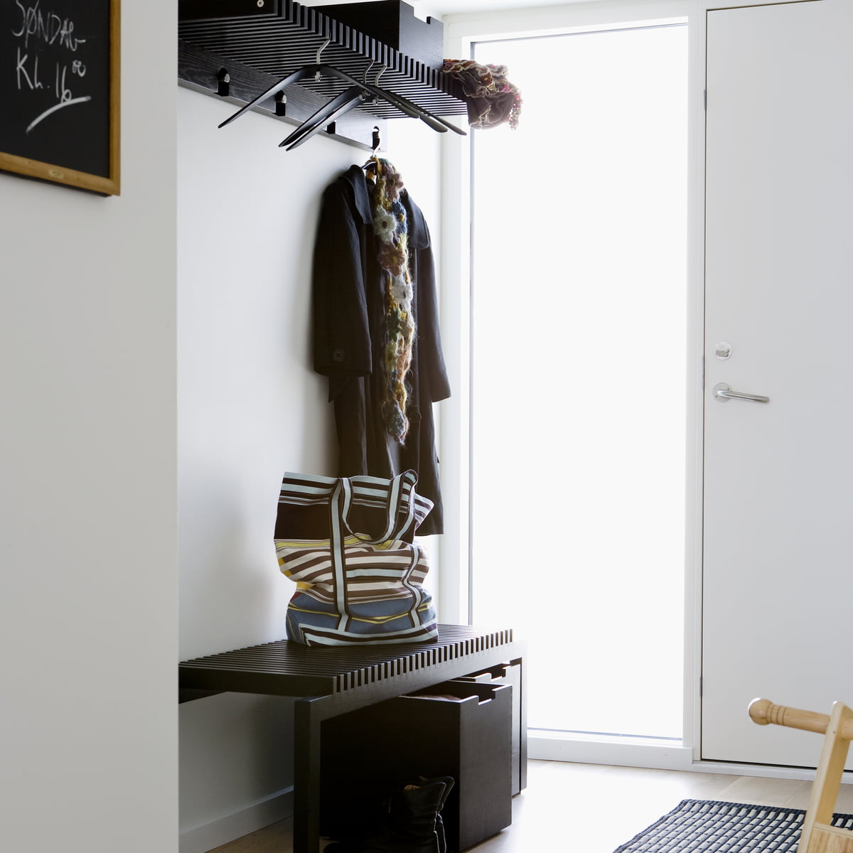 cutter garderobe skagerak shop. Black Bedroom Furniture Sets. Home Design Ideas