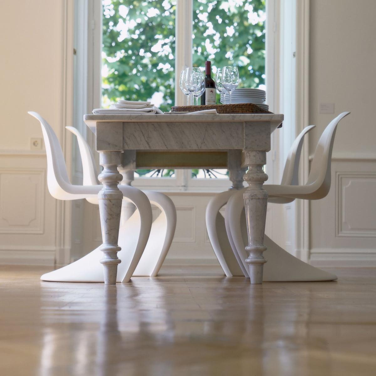 Tolles Dekoration Verner Panton Stuhl #17: Vitra - Panton Chair