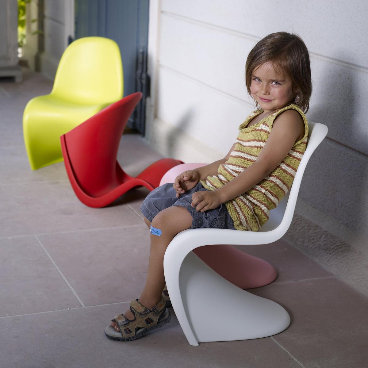 panton junior von vitra im shop. Black Bedroom Furniture Sets. Home Design Ideas