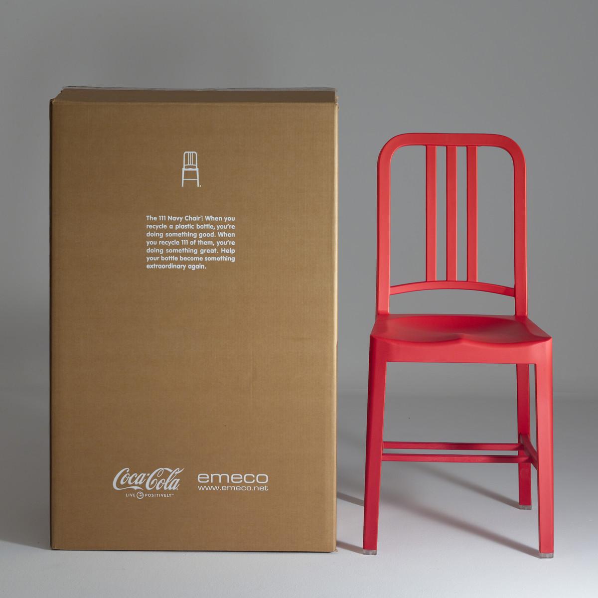 111 Navy Coca-Cola Stuhl   Emeco   Shop