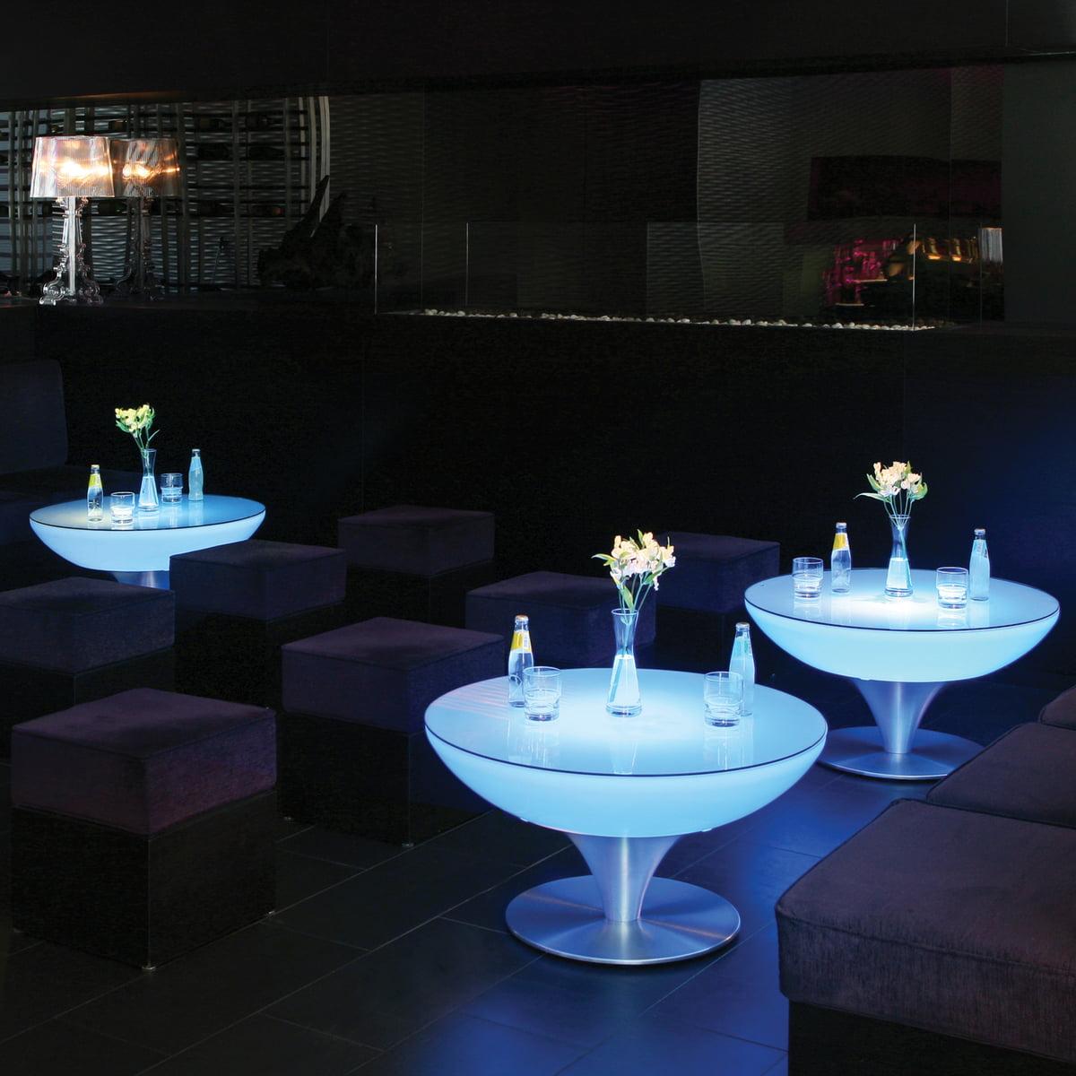 Lounge tisch 45 led moree shop for Lounge tisch