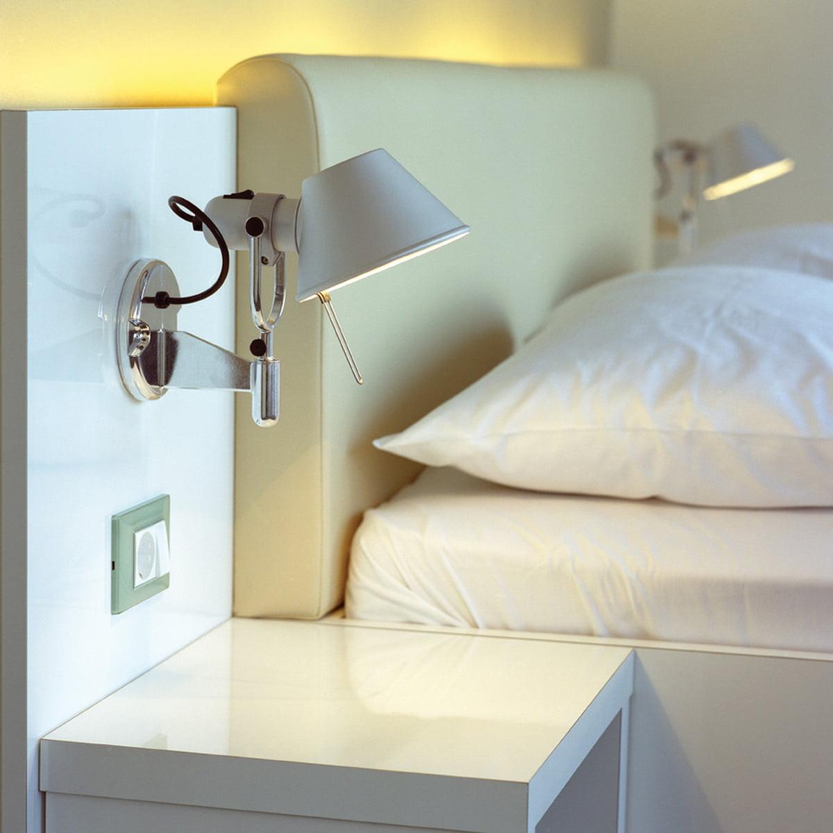 tolomeo faretto wandleuchte artemide shop. Black Bedroom Furniture Sets. Home Design Ideas