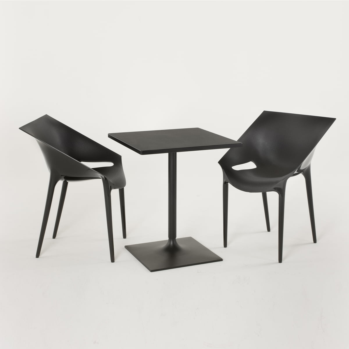 dr yes stuhl kartell shop. Black Bedroom Furniture Sets. Home Design Ideas