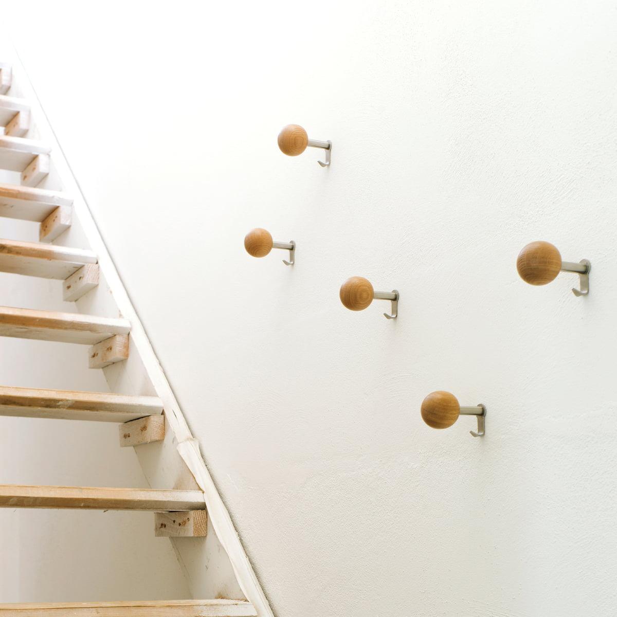 dots wandhaken von sch nbuch connox. Black Bedroom Furniture Sets. Home Design Ideas
