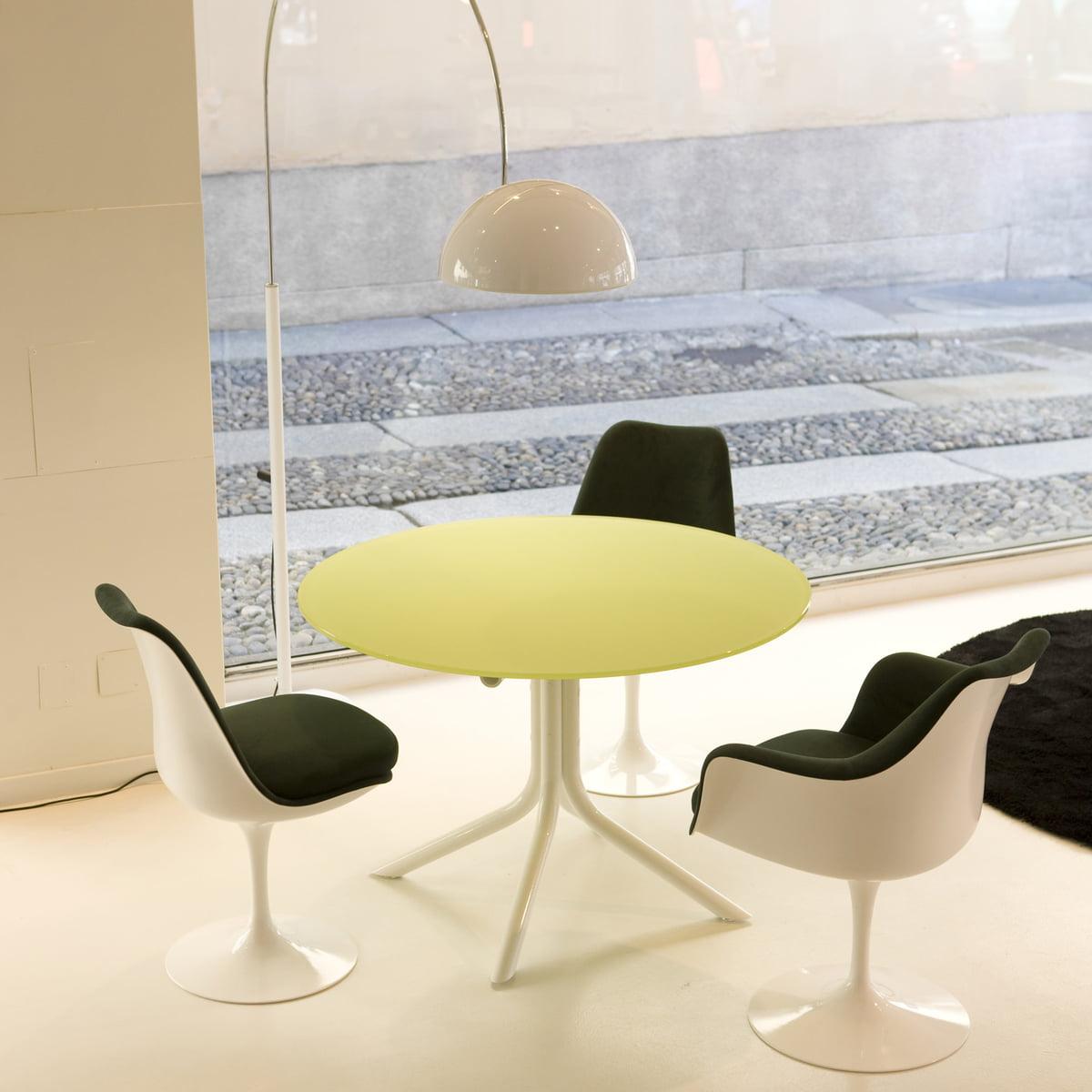 Saarinen Tulip Stuhl von Knoll | Connox
