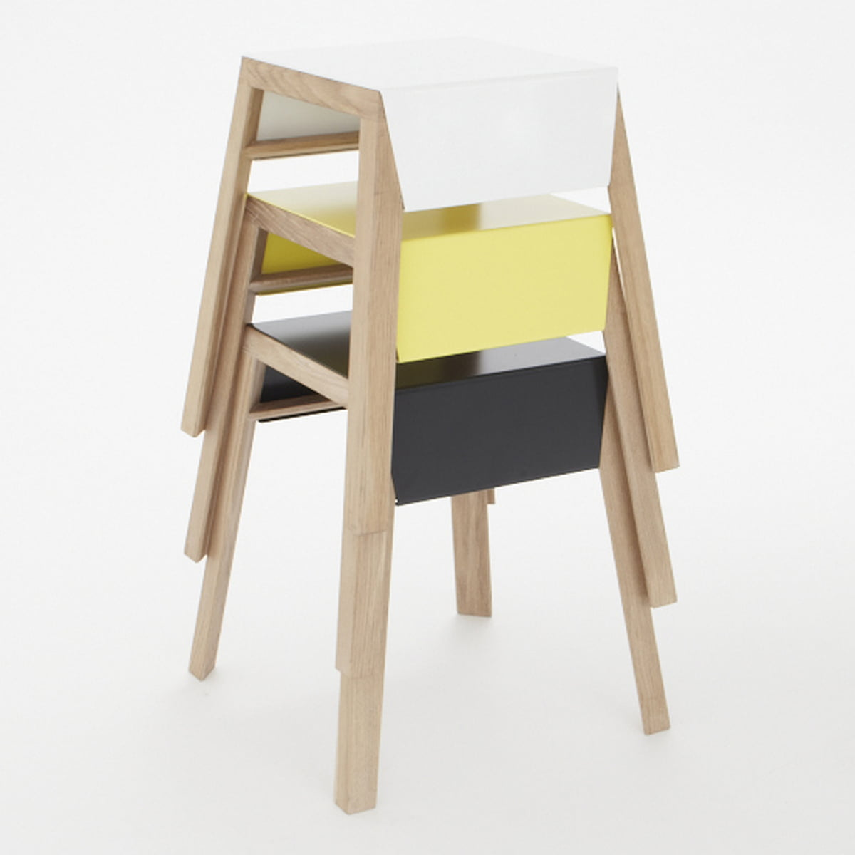 stapelhocker aino jan kurtz shop. Black Bedroom Furniture Sets. Home Design Ideas