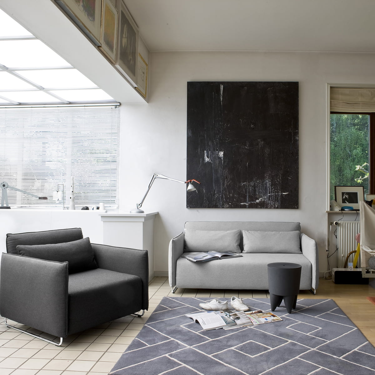 cord schlafsofa softline shop. Black Bedroom Furniture Sets. Home Design Ideas