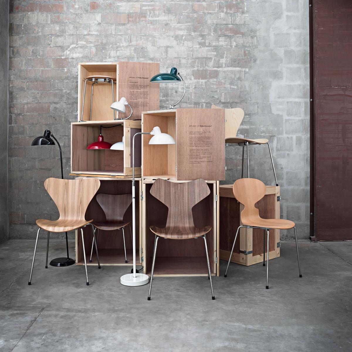 stehleuchte 6556 f kaiser idell shop. Black Bedroom Furniture Sets. Home Design Ideas