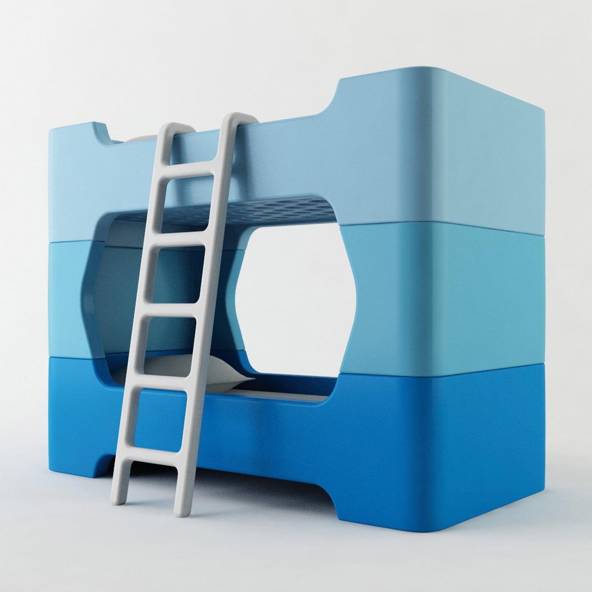 Kinderbett designklassiker  Bunky Kinderbett | Magis Me Too | Shop