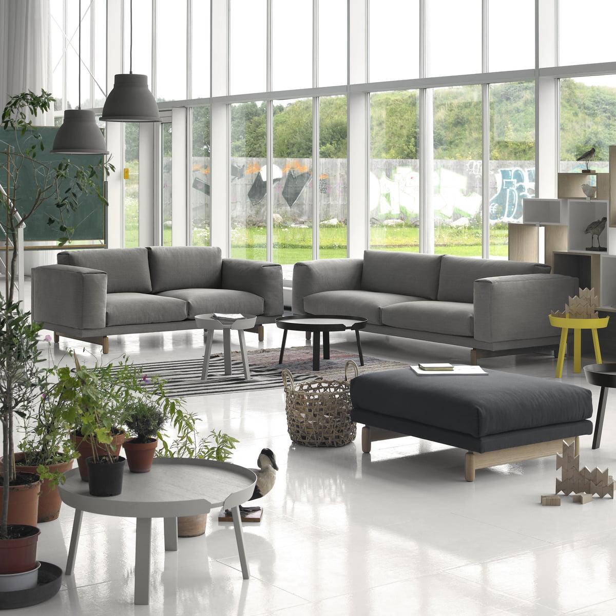 rest sofa 3 sitzer von muuto connox shop. Black Bedroom Furniture Sets. Home Design Ideas