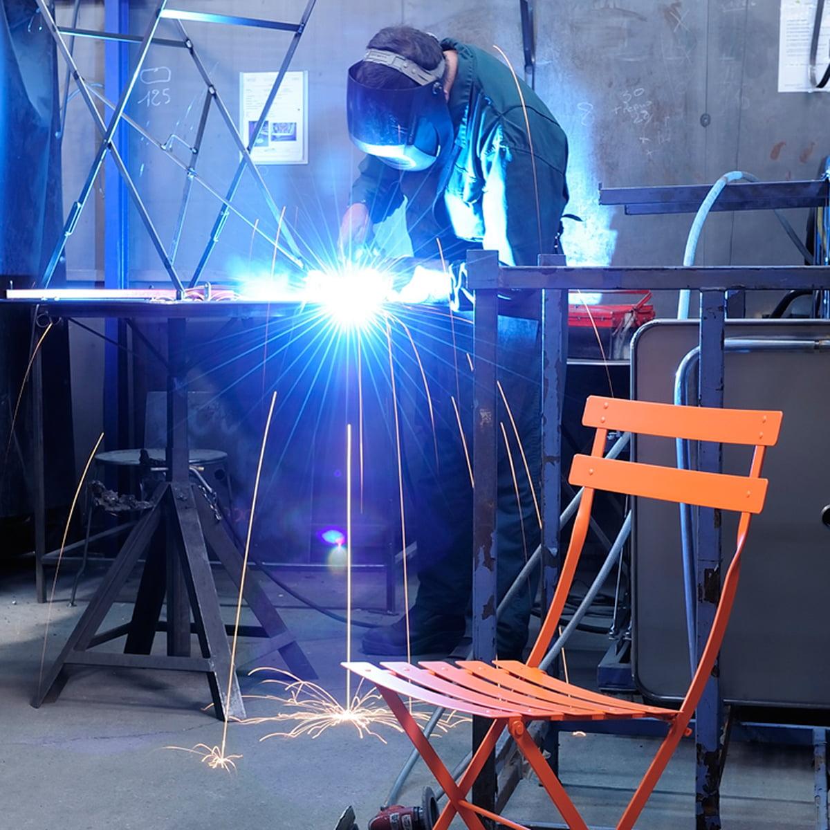 Bistro Klappstuhl Metall von Fermob | Connox
