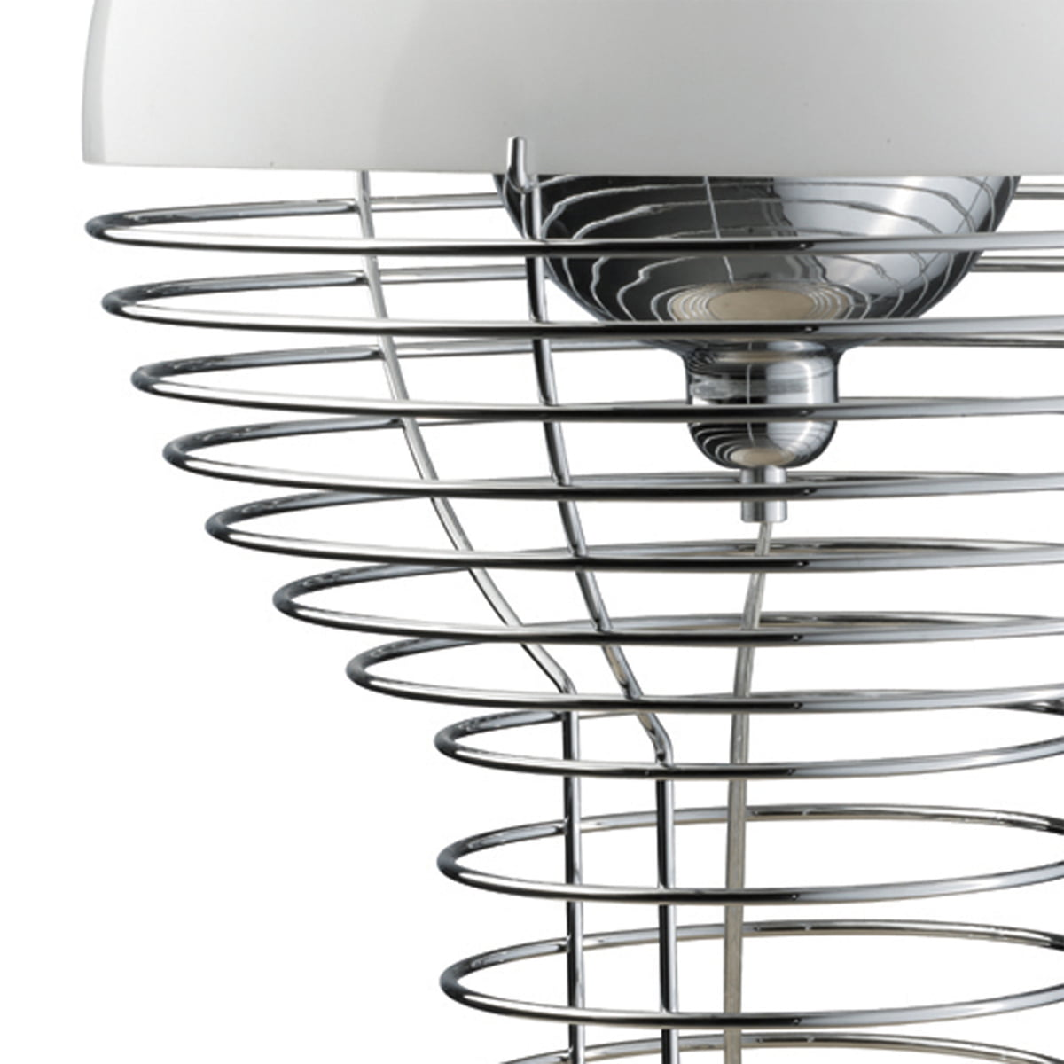wire tischleuchte von verpan connox. Black Bedroom Furniture Sets. Home Design Ideas