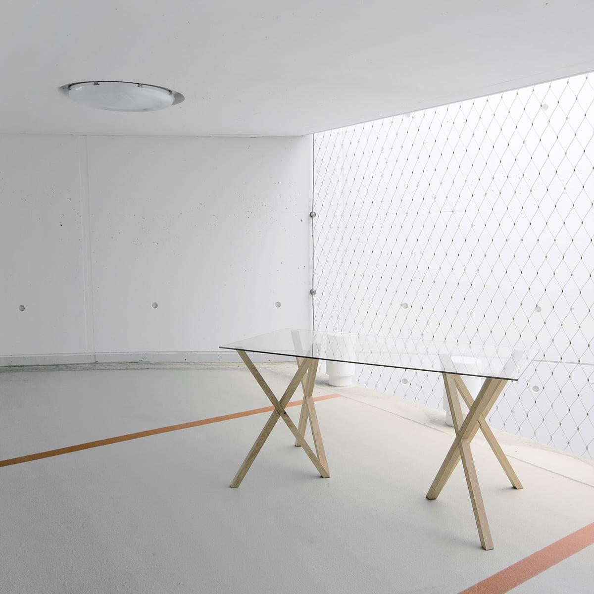 Mika tischbock von gesa hansen im shop kaufen for Tischbock design