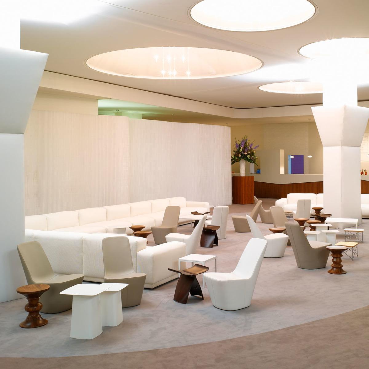 monopod sessel von vitra im wohndesign shop. Black Bedroom Furniture Sets. Home Design Ideas