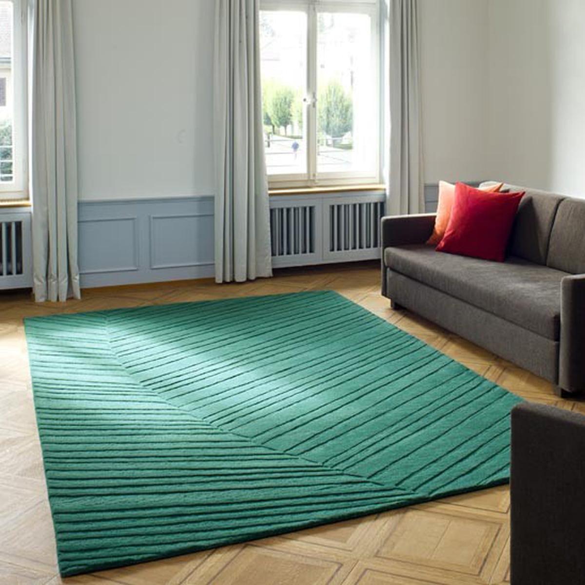 Ruckstuhl Palm Leaf Teppich Im Design-Shop
