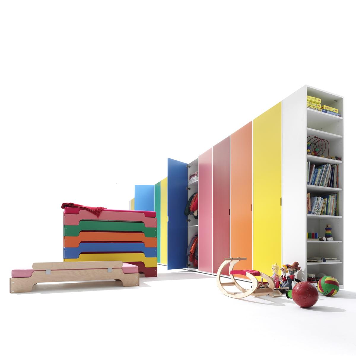 modular schrankelement von m ller m belwerkst tten connox. Black Bedroom Furniture Sets. Home Design Ideas