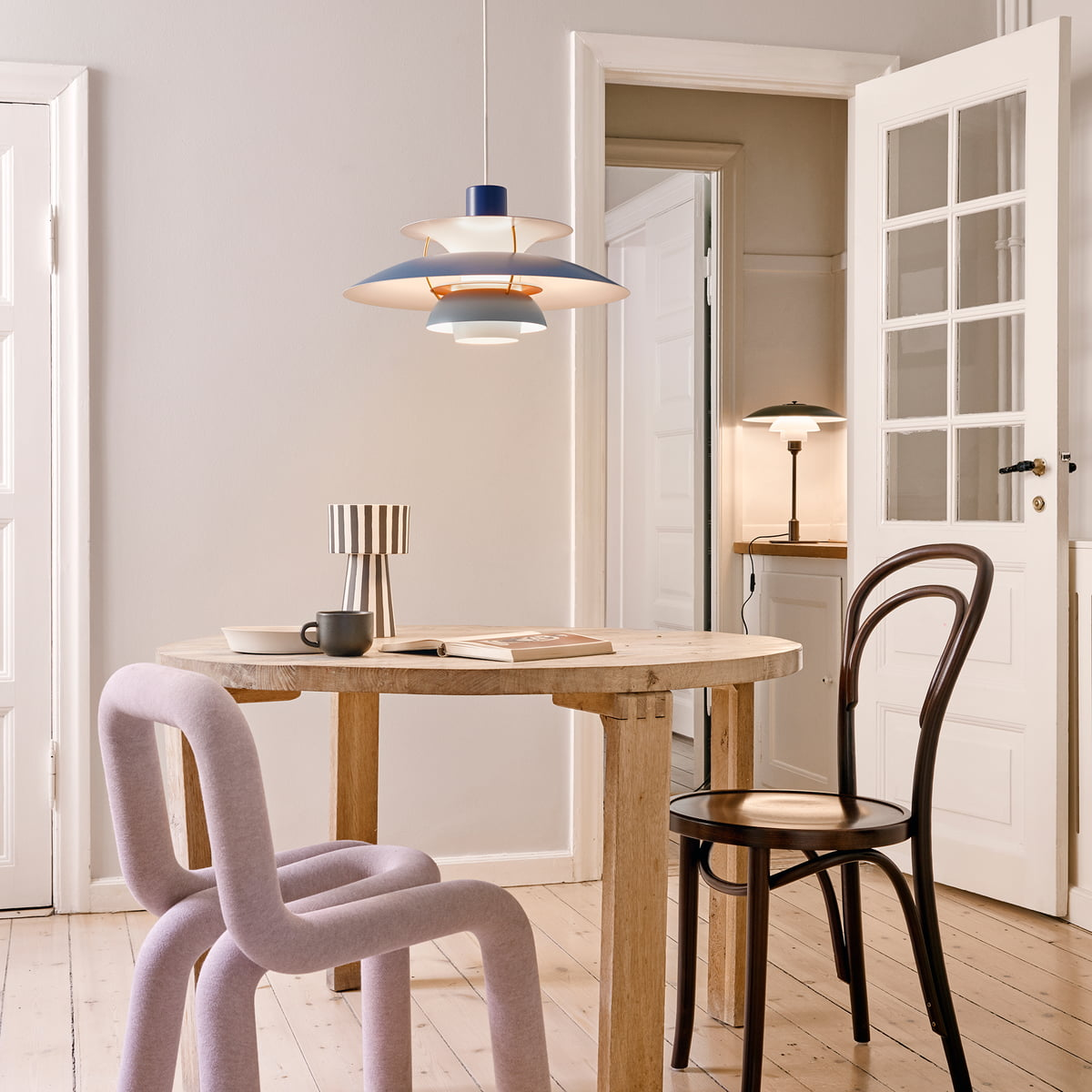 ph 5 pendelleuchte von louis poulsen connox. Black Bedroom Furniture Sets. Home Design Ideas
