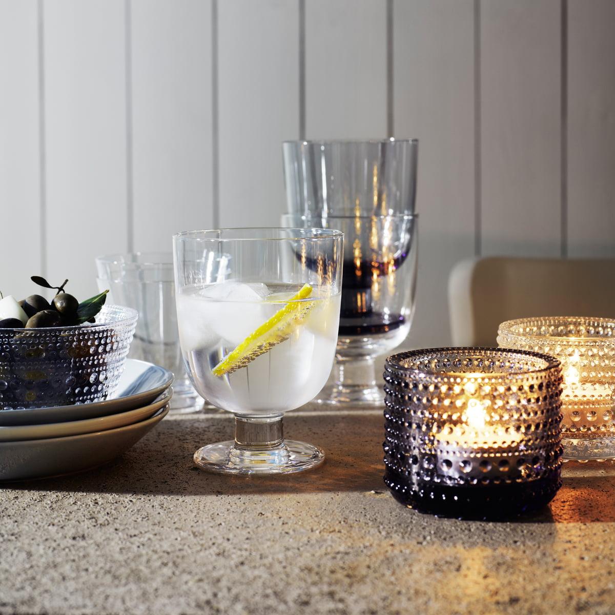 lempi kelchglas von iittala kaufen shop. Black Bedroom Furniture Sets. Home Design Ideas