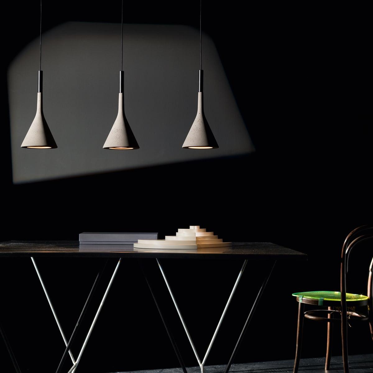 aplomb pendelleuchte von foscarini connox. Black Bedroom Furniture Sets. Home Design Ideas