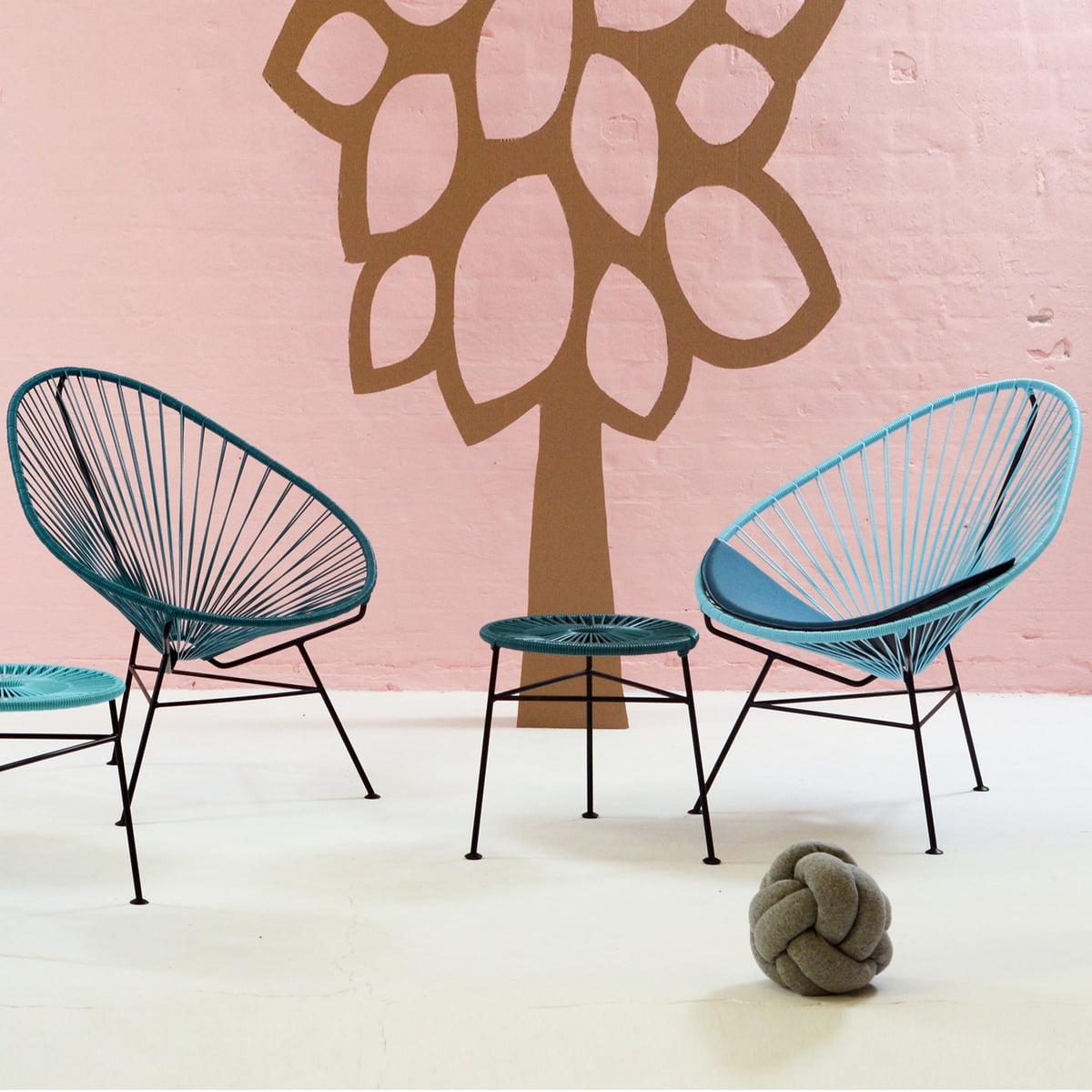 ok design acapulco chair im wohndesign shop. Black Bedroom Furniture Sets. Home Design Ideas