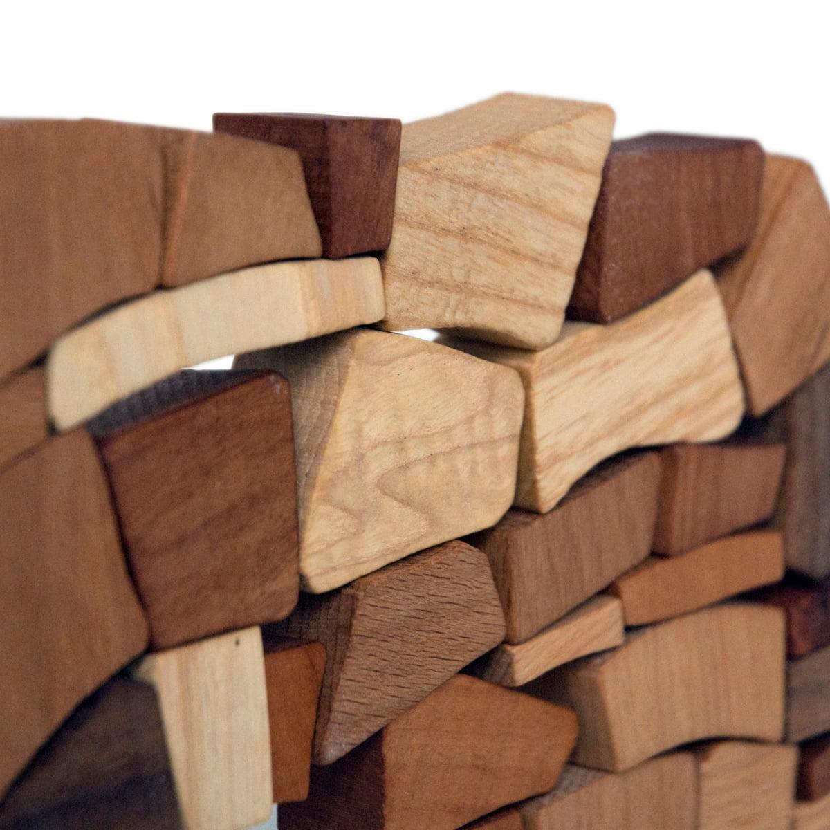 das mauerspiel von lessing im wohndesign shop. Black Bedroom Furniture Sets. Home Design Ideas