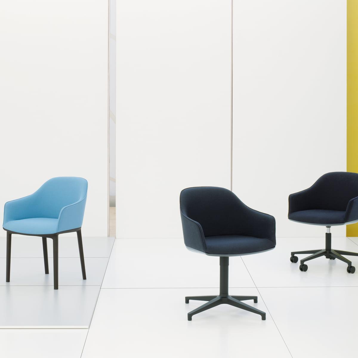 softshell chair von vitra connox. Black Bedroom Furniture Sets. Home Design Ideas