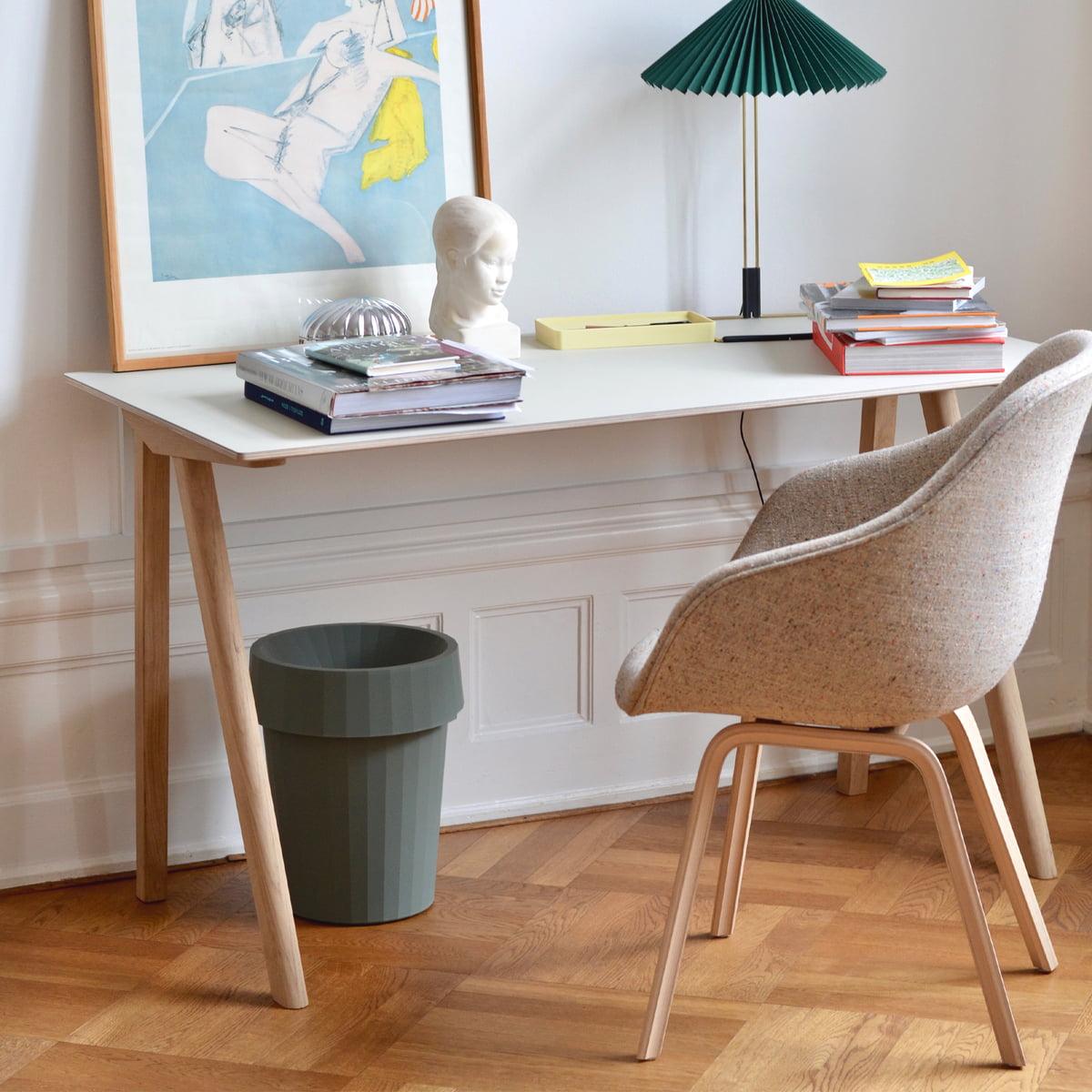 copenhague schreibtisch cph190 von hay. Black Bedroom Furniture Sets. Home Design Ideas