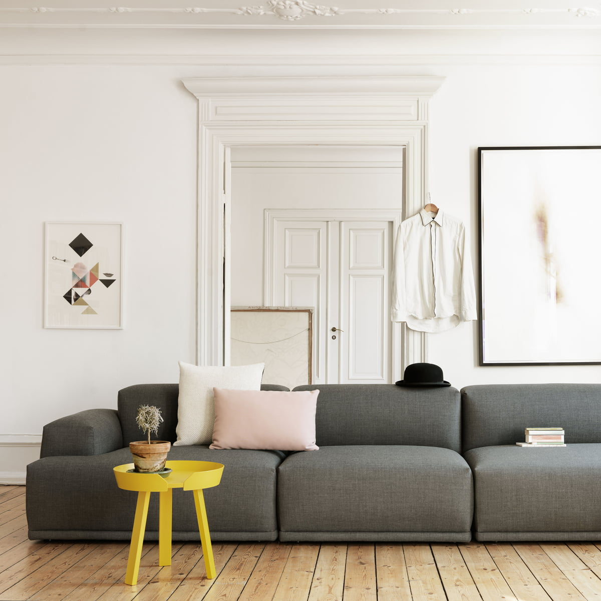 mingle kissen von muuto im wohndesign shop. Black Bedroom Furniture Sets. Home Design Ideas