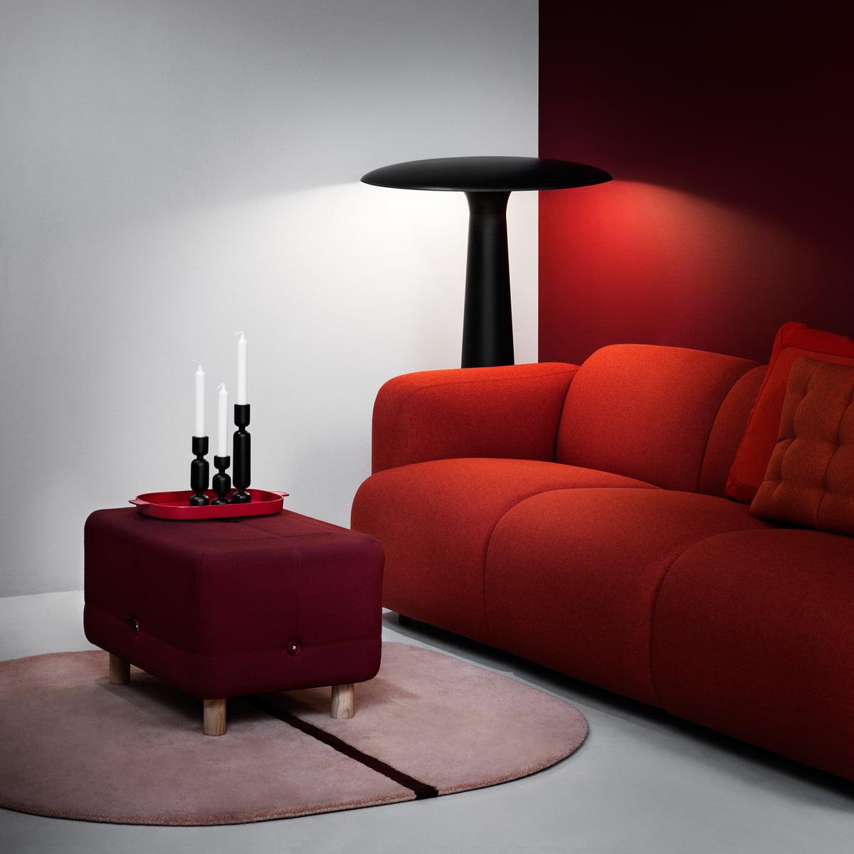 Couch design klassiker  Swell Sofa von Normann Copenhagen