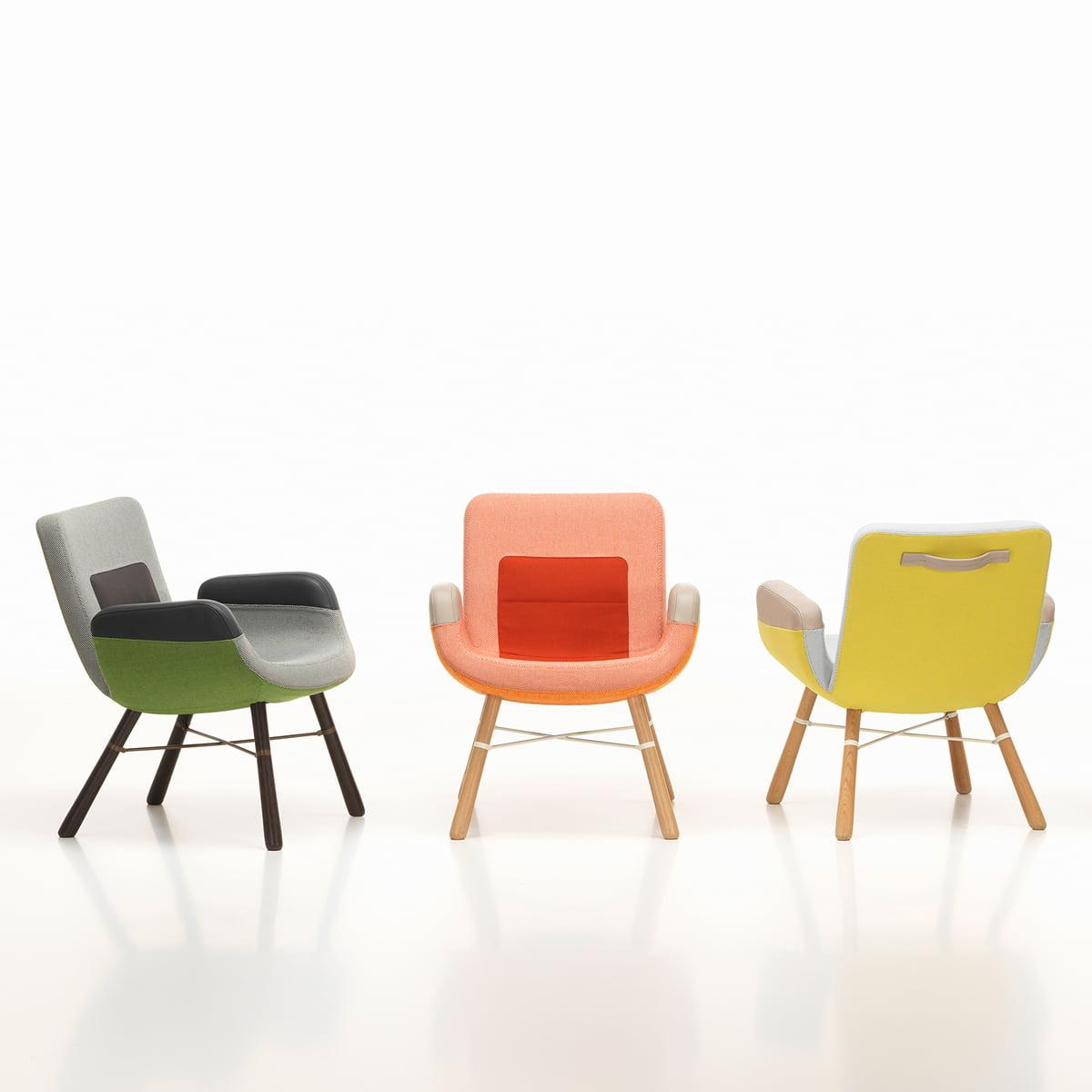 east river chair von vitra im wohndesign shop. Black Bedroom Furniture Sets. Home Design Ideas