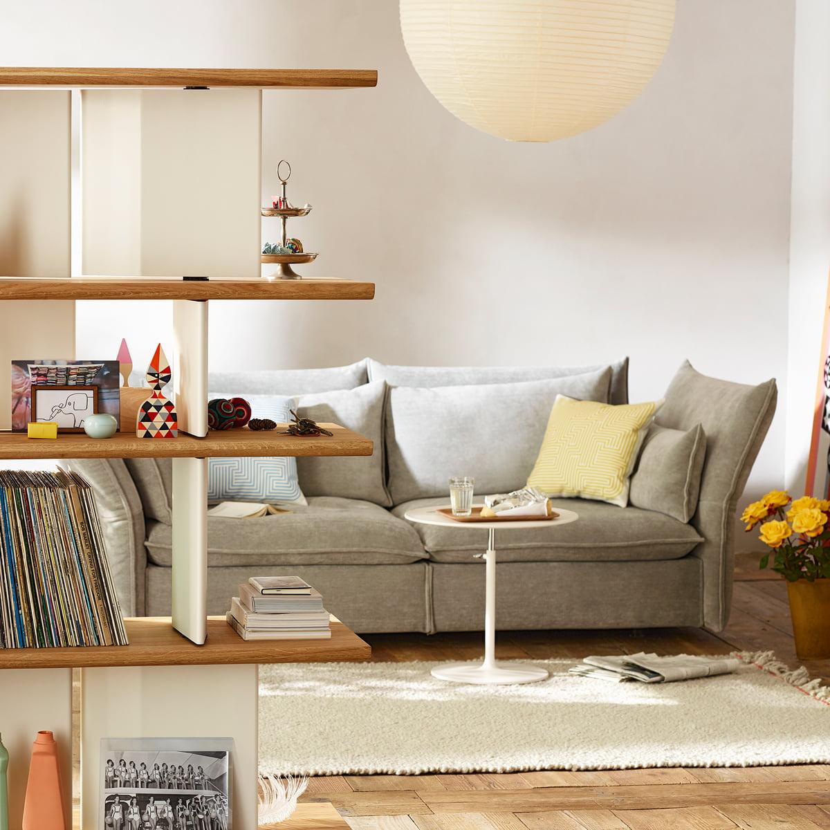 Kleine Räume Optimal Einrichten Raumteiler Für Die: Mariposa Sofa Von Vitra
