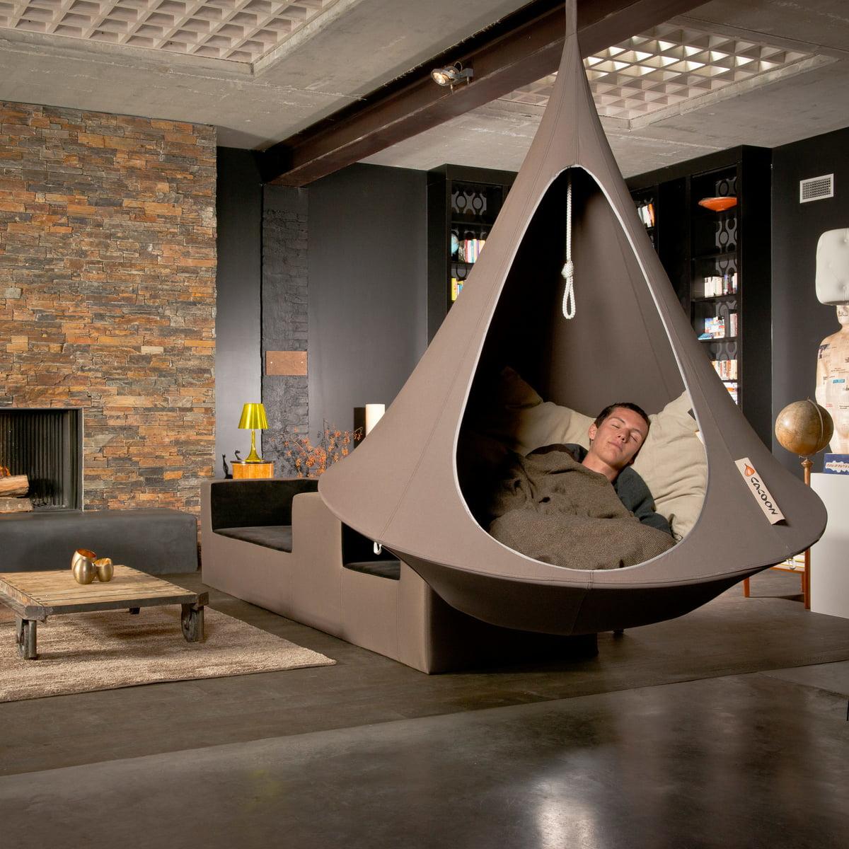 Single Hängesessel von Cacoon im Design-Shop