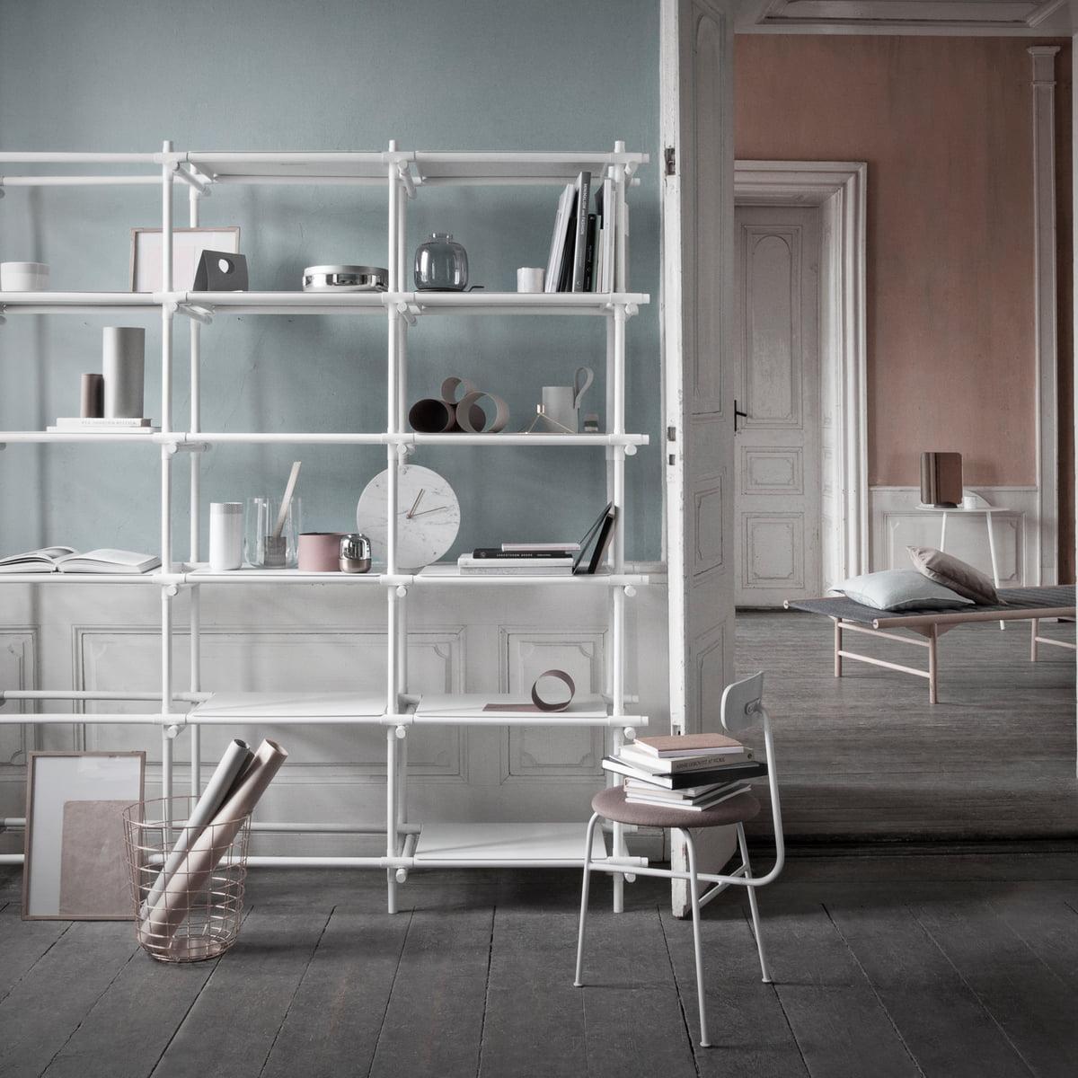 Wire bin von menu im wohndesign shop for Wohndesign shop