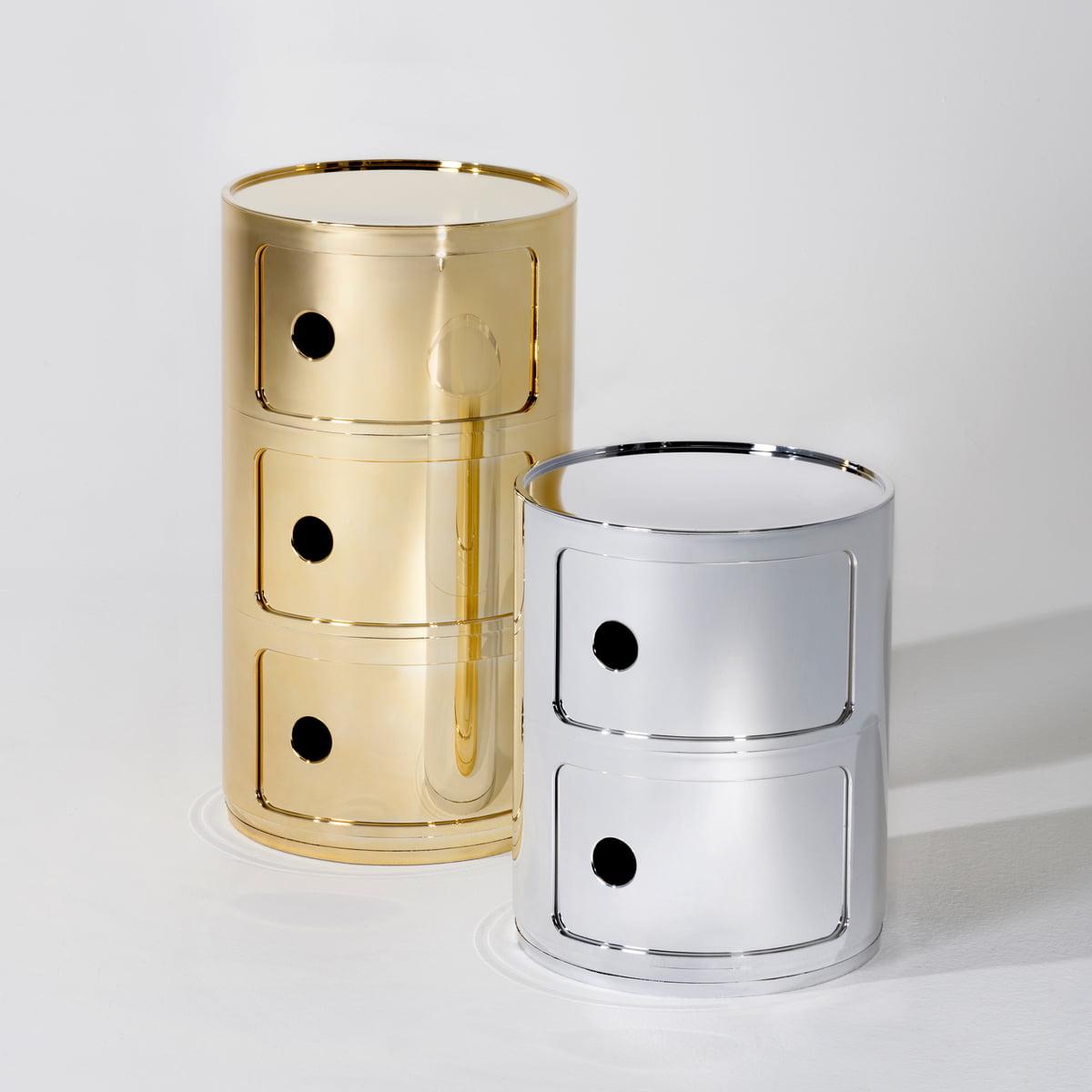 kartell componibili 5966 5967 kaufen. Black Bedroom Furniture Sets. Home Design Ideas