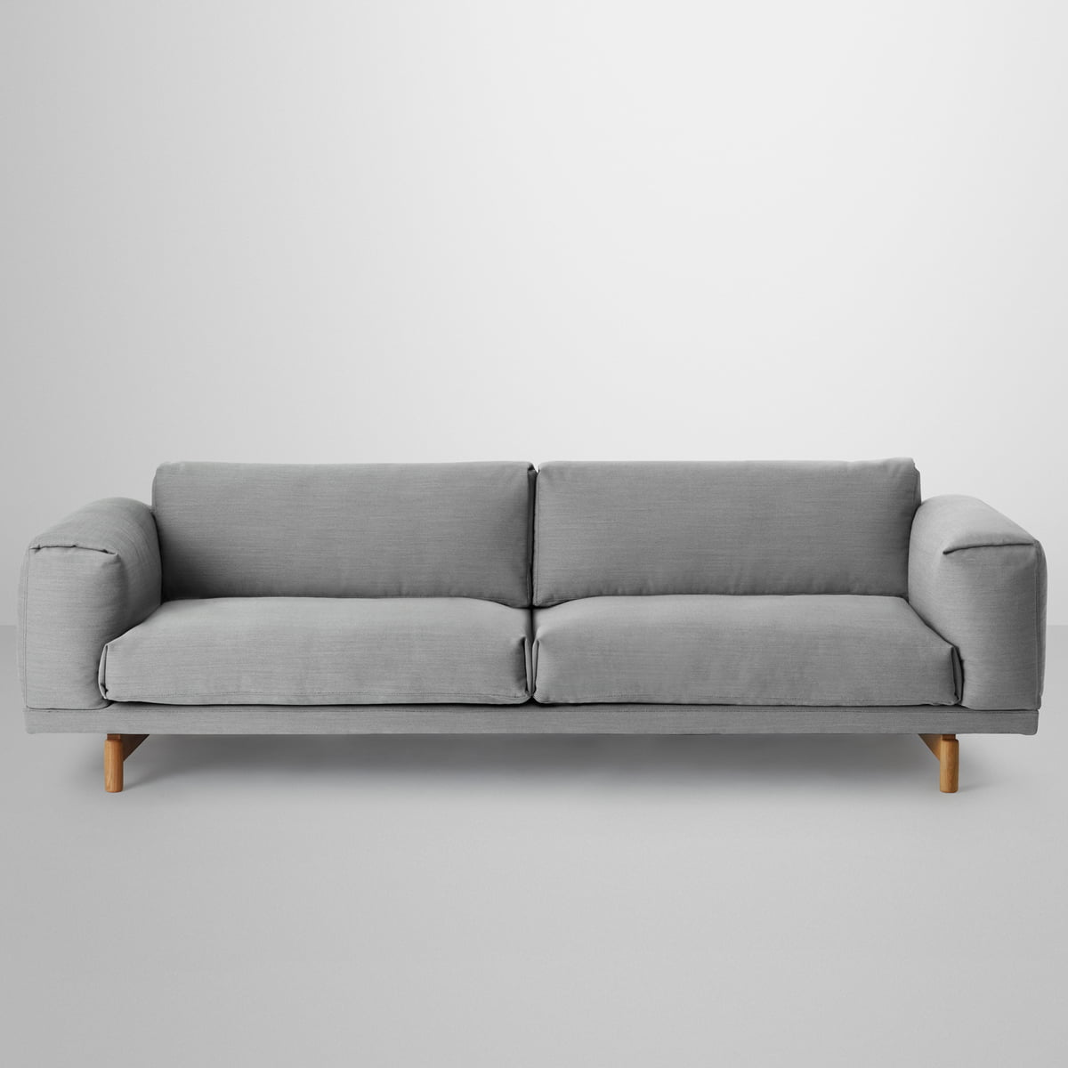 rest sofa 3 sitzer von muuto connox shop. Black Bedroom Furniture Sets. Home Design Ideas