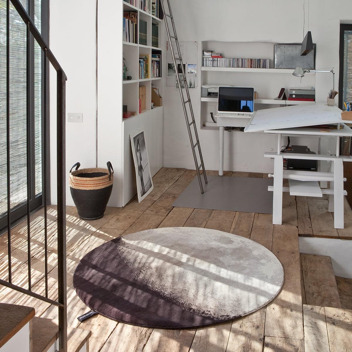 nanimarquina luna teppich. Black Bedroom Furniture Sets. Home Design Ideas