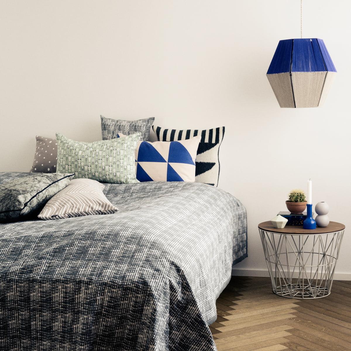 dotted kissen von ferm living. Black Bedroom Furniture Sets. Home Design Ideas