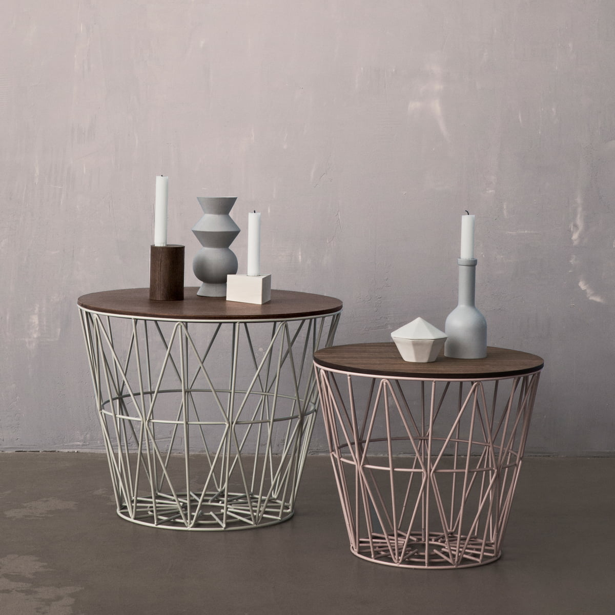 ferm living Wire Basket medium im Shop