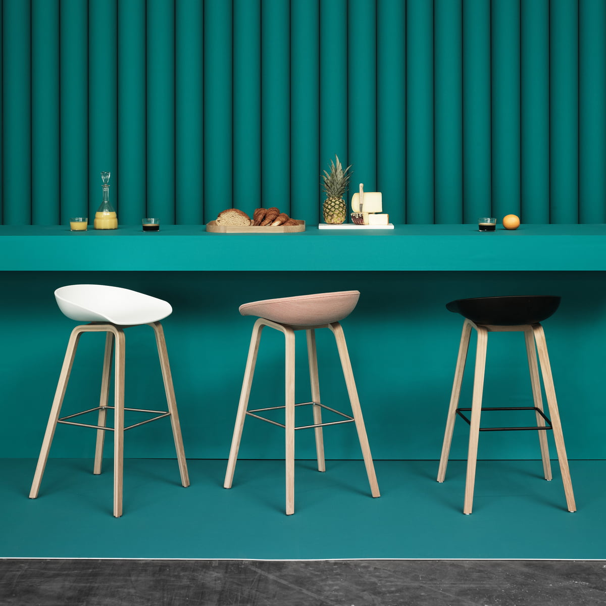 About a stool aas 32 von hay connox shop for Hay design