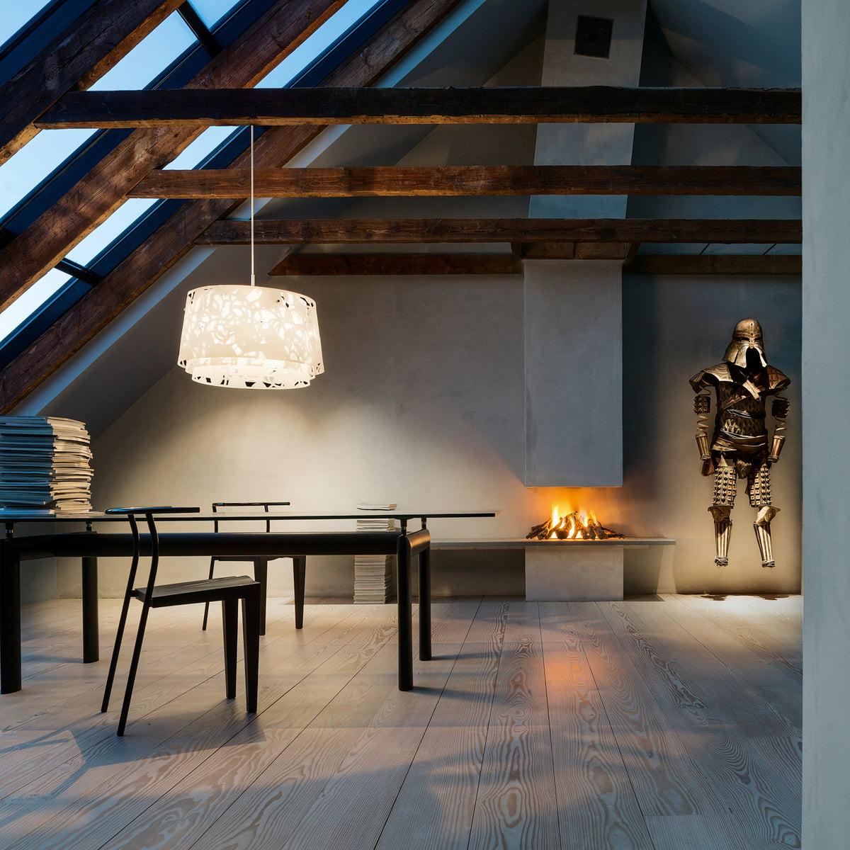 collage 450 pendelleuchte von louis poulsen. Black Bedroom Furniture Sets. Home Design Ideas