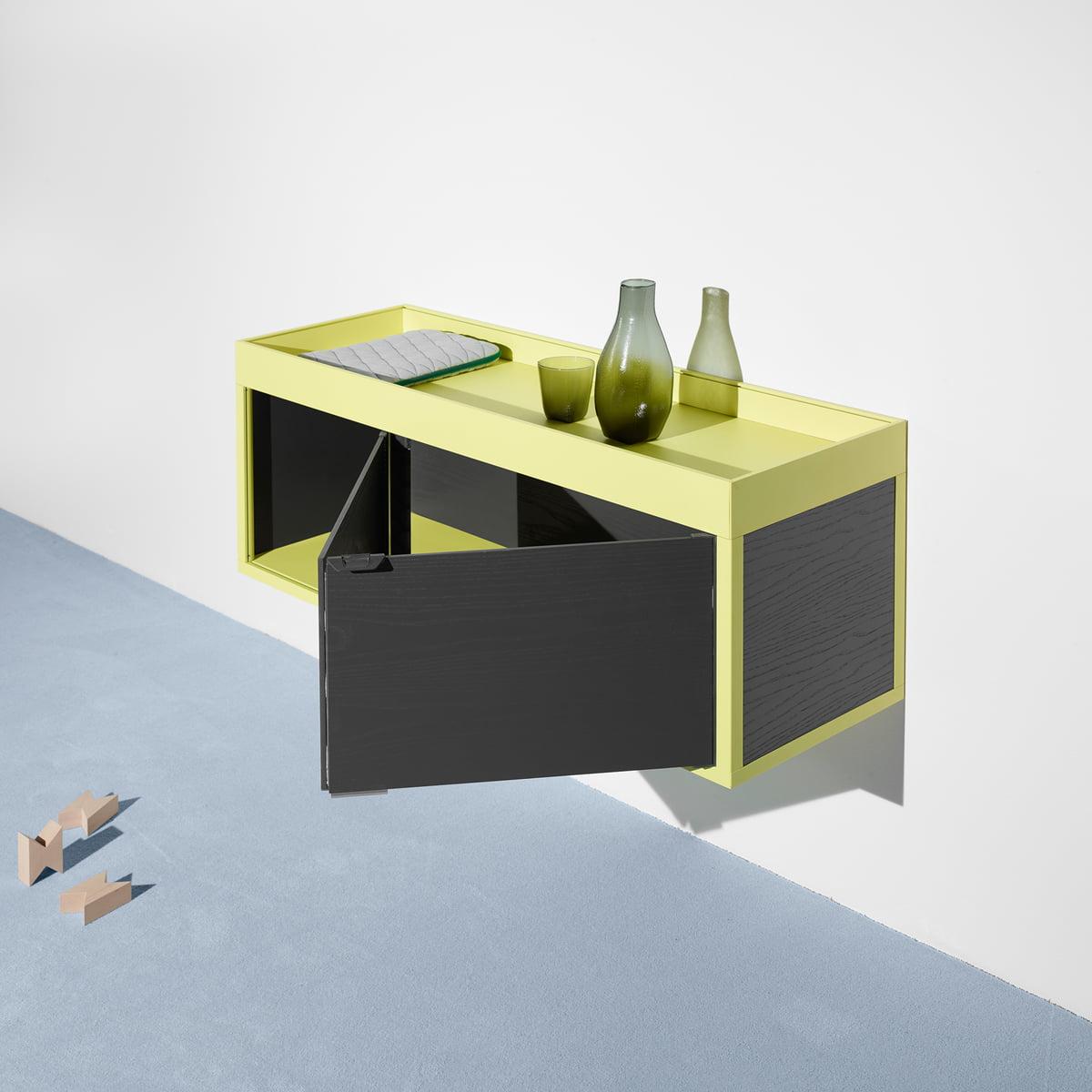 new order h ngeschrank von hay im design shop. Black Bedroom Furniture Sets. Home Design Ideas