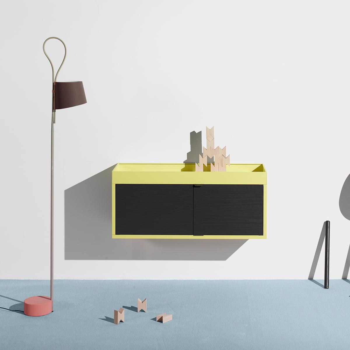 New Order Hängeschrank von Hay im Design-Shop