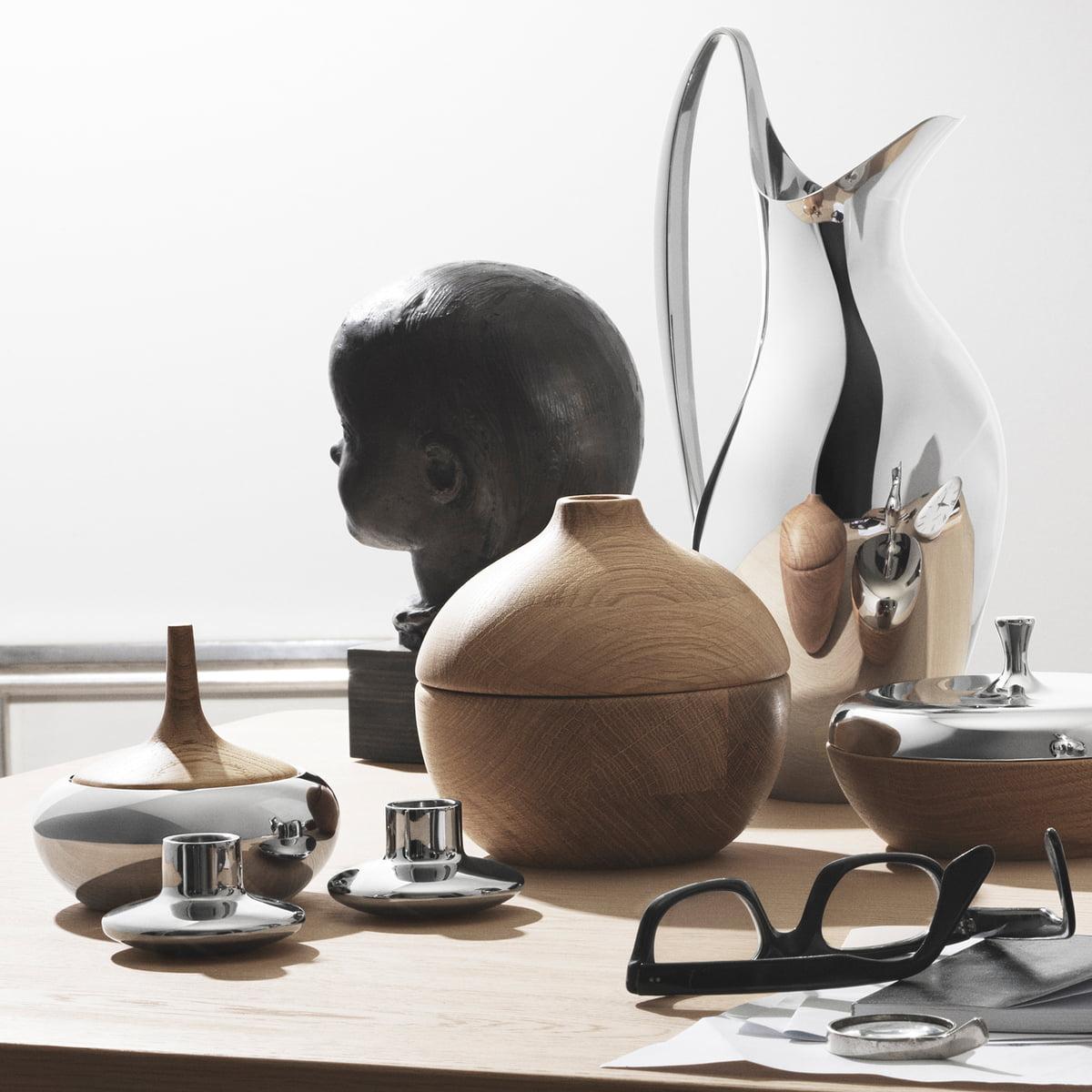 henning koppel bonbonniere von georg jensen. Black Bedroom Furniture Sets. Home Design Ideas