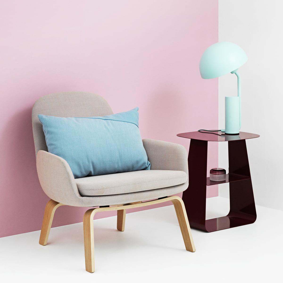 Era Lounge Chair Eiche Von Normann Copenhagen Connox