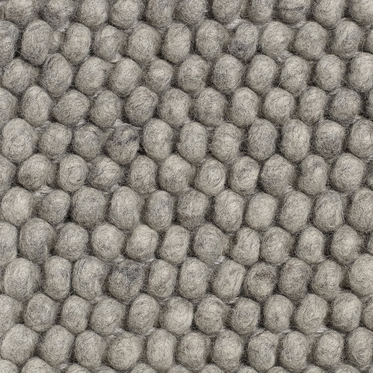 Hay   Peas Teppich, Medium Grey