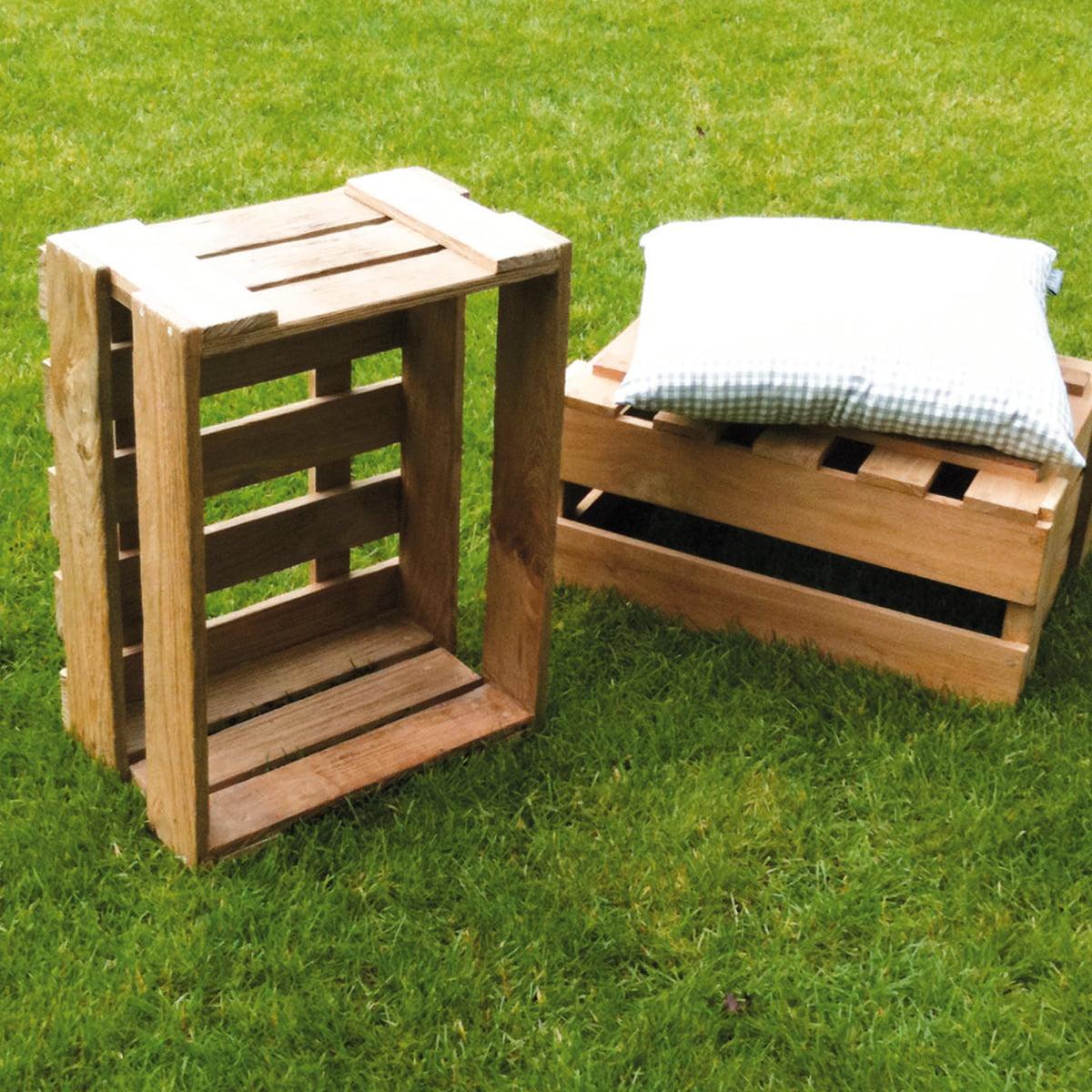 Omtalade Kiste Kista von Jan Kurtz im Wohndesign-Shop WM-11