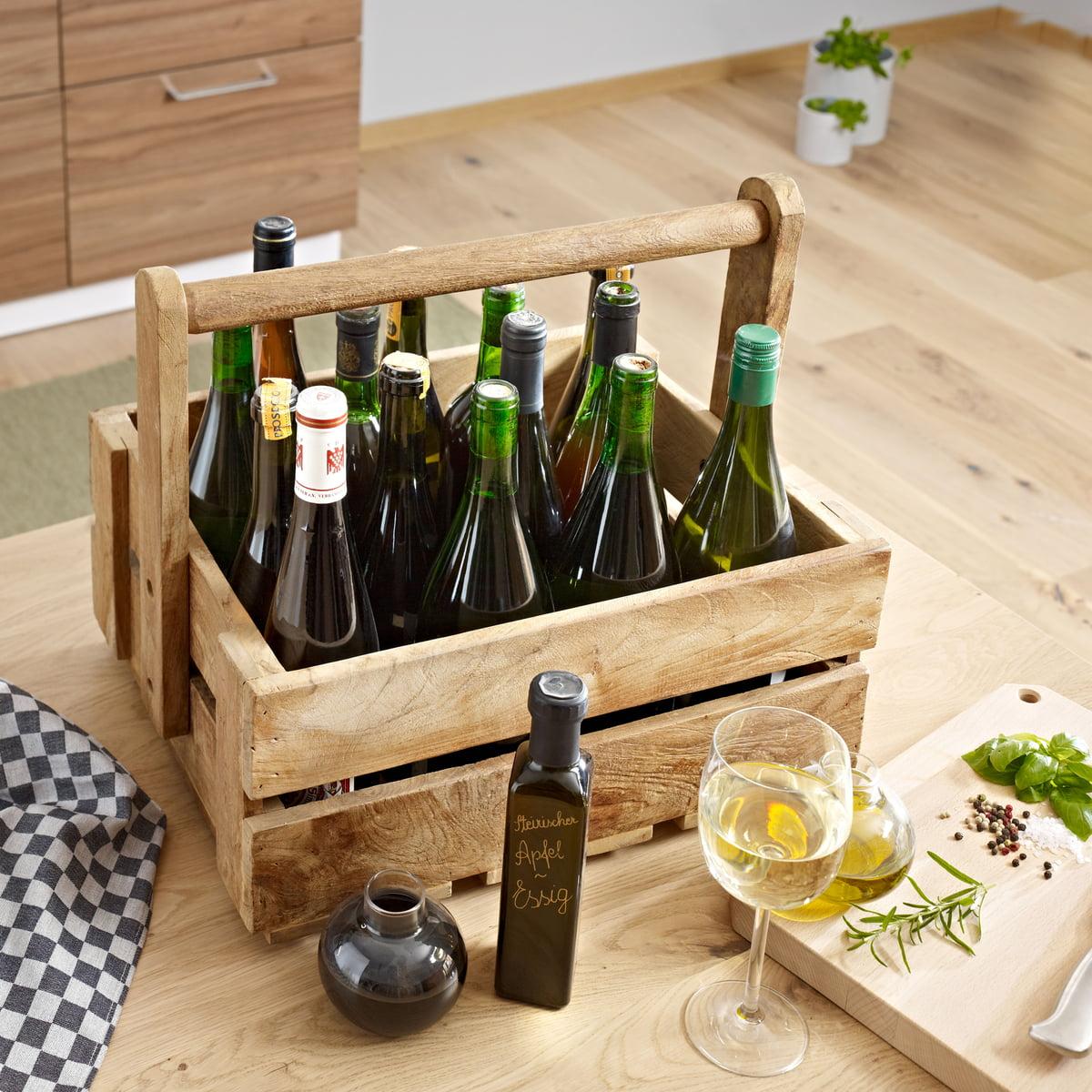 Kiste wine von jan kurtz im wohndesign shop for Wohndesign shop