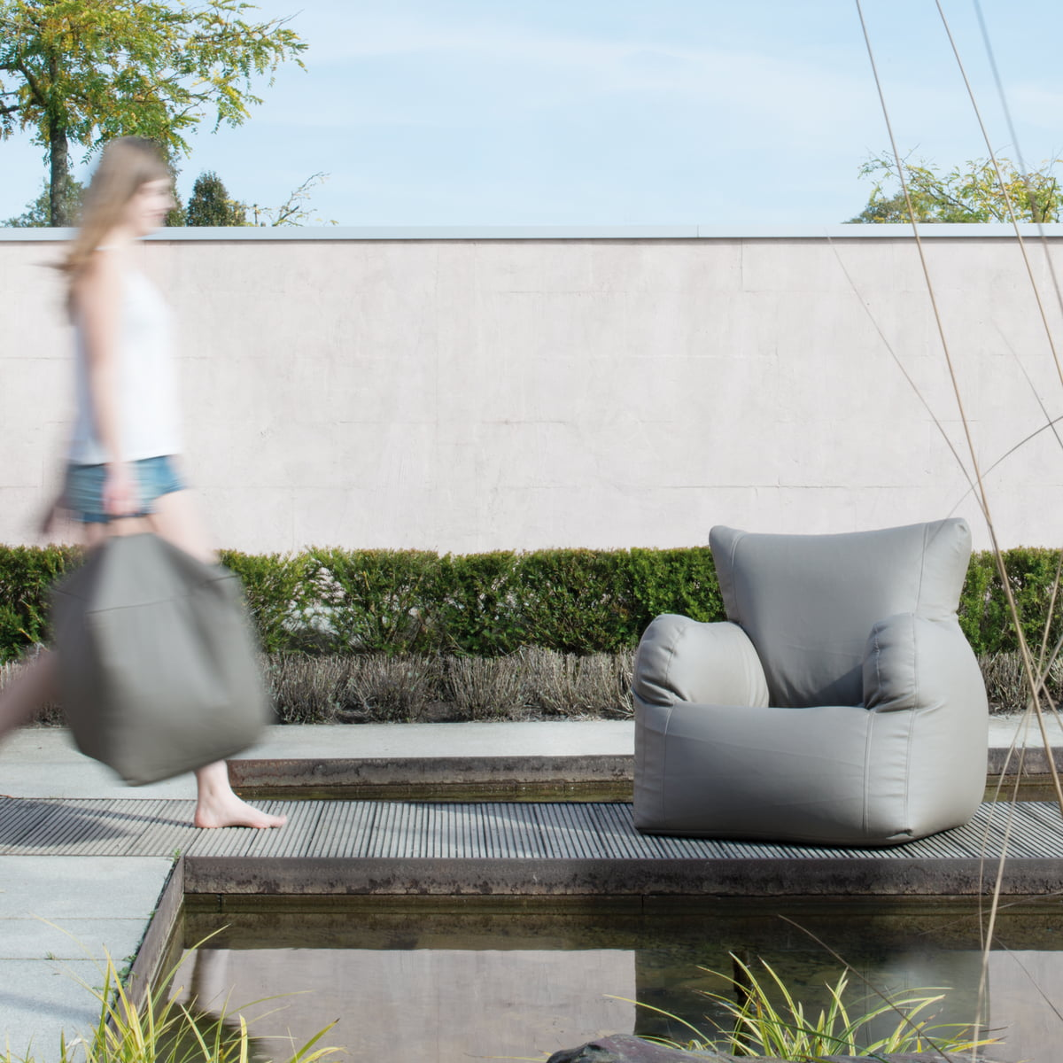checker xl sessel outdoor von sitting bull im shop. Black Bedroom Furniture Sets. Home Design Ideas