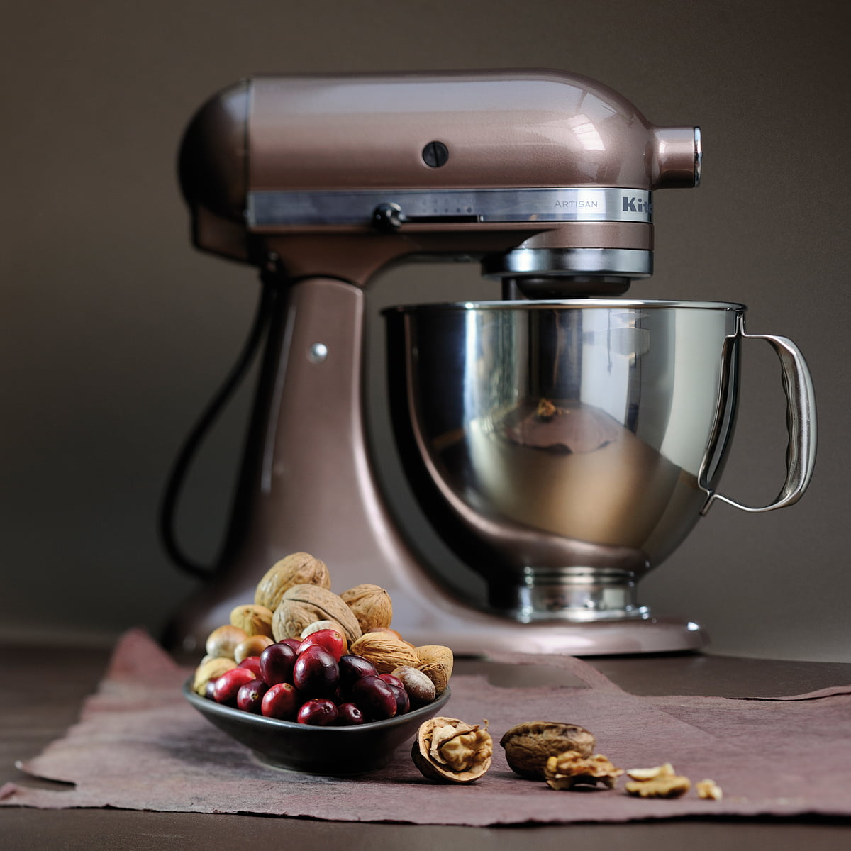 Artisan K 252 Chenmaschine 4 8 L Von Kitchenaid Connox