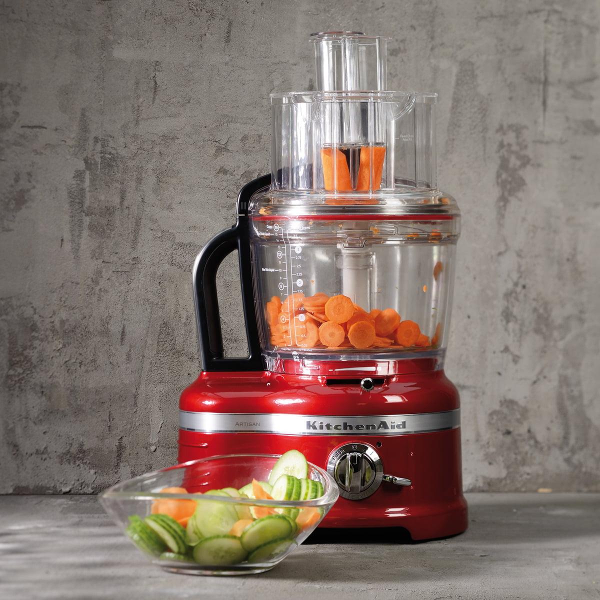 Artisan Food Processor 4,0 l von KitchenAid | Connox